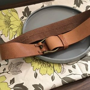 Banana Republic Leather Belt M
